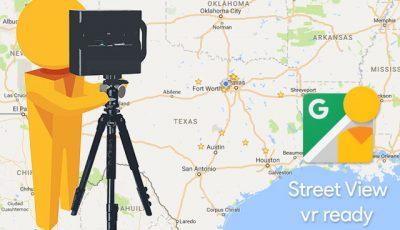 Matterport content to Google Maps & Google Street View - GoVR