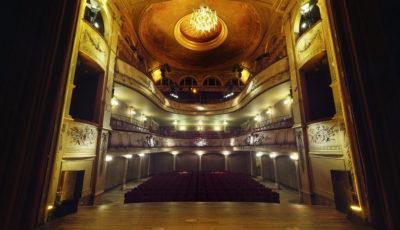 Théâtre Vaudeville 3D Model