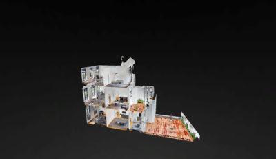 Louise 292 3D Model