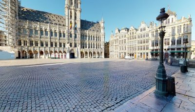Grand-Place of Brussels 3D Model
